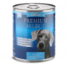 ARAS PREMIUM SELECT консервы для собак «Говядина, телятина и баранина» 820 г